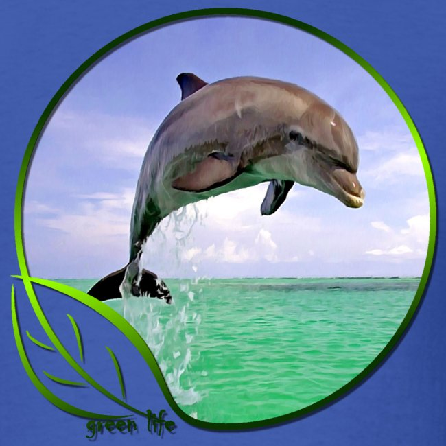 Green Life Series - Dolphin