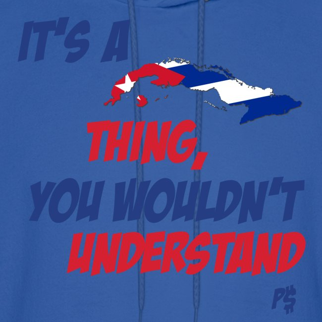 Its Cuban Thing HOOD