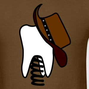 Django dentist - Men's T-Shirt