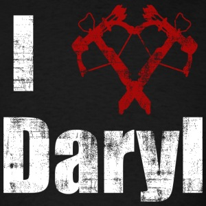 I love Daryl Dixon T-Shirts - Men's T-Shirt