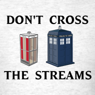 Design ~ Don't Cross the Streams