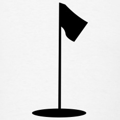 Mini Golf, Golf, golf, flag, golf, golf clubs, T-Shirts