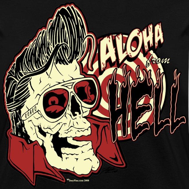 Women's Aloha From Hell Shirt