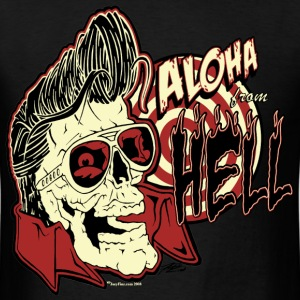 Aloha From Hell T-Shirts - Men's T-Shirt