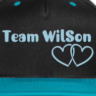 Design ~ Team WilSon Cap