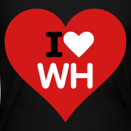 Design ~ I heart Will Horton - Long Sleeve T-shirt