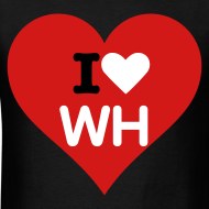 Design ~ I heart Will Horton - T-shirt
