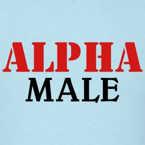 Alpha Male T-Shirts - Men's T-Shirt