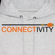 Design ~ Connectivity Logo Hoodie Sweatshirt