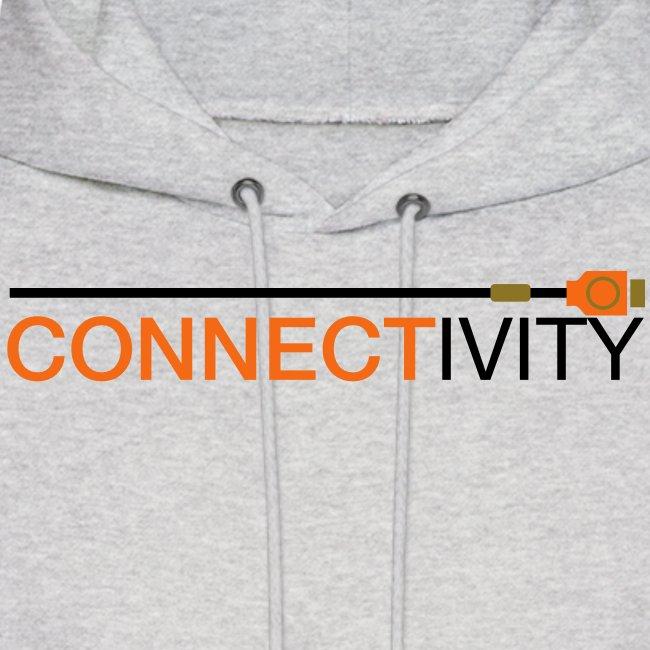 Connectivity Logo Hoodie Sweatshirt