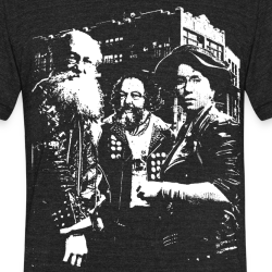 Kropotkin, Bakunin & Goldman punx