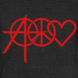Anarchy peace love