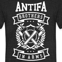 Antifa - brothers in arms