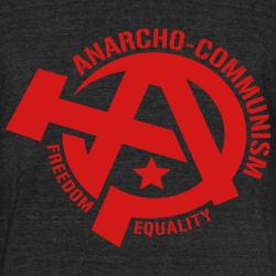 Anarcho-communism. Freedom, equality