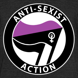 Anti-sexist action