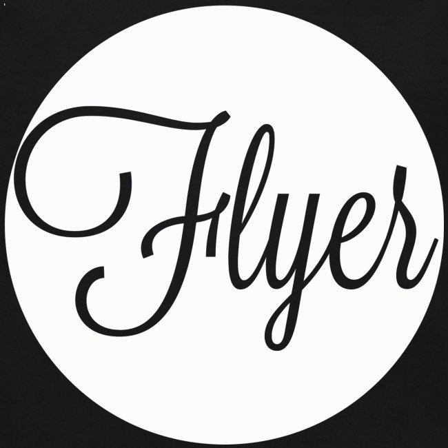 FLYER circle crewneck sweatshirt