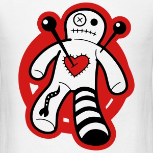 Voodoo Doll T-Shirts - Men's T-Shirt