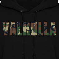 Design ~ Female Valholla Camo Hoodie *Limited Edition*