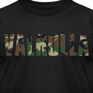 Design ~ Men's Valholla Camo Tee by American Apparel *Limited Edition*