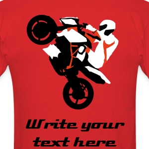 KTM Superduke Wheelie T-Shirts - Men's T-Shirt