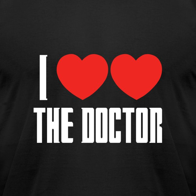 I Heart Heart The Doctor