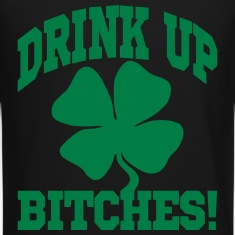 DRINK UP BITHES! Long Sleeve Shirts