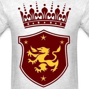 Crown and Shield T-Shirts - Men's T-Shirt