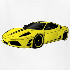 Supercar Kids' Shirts