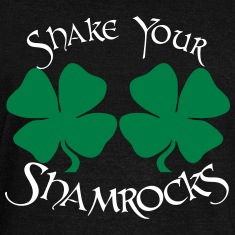 SHAKE YOUR SHAMROCKS Long Sleeve Shirts