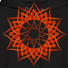 Intricate Design Hoodies