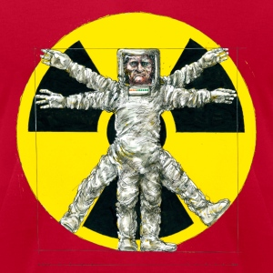 The Nuclear Man T-Shirts - Men's T-Shirt by American Apparel