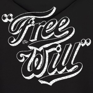 Free Will by Tai's Tees - Men's Hoodie