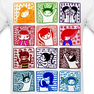 Zodiac - Men's T-Shirt