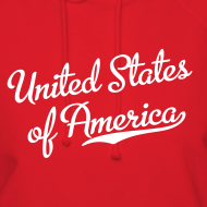 Design ~ United States Hoodie