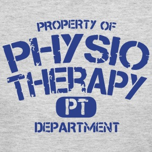 Physical Therapy Department PT Long Sleeve Shirts - Women's Long Sleeve Jersey T-Shirt