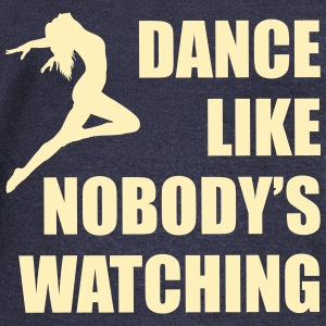 Dance Like Nobody's Watching - Women's Wideneck Sweatshirt