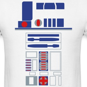 droid T-Shirts - Men's T-Shirt