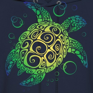 Sea Turtle Hoodies - Men's Hoodie