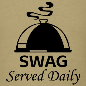 Swag - Served Daily - Men's T-Shirt