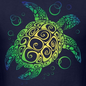 Sea Turtle T-Shirts - Men's T-Shirt