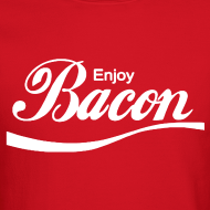 Design ~ Enjoy Bacon Crewneck