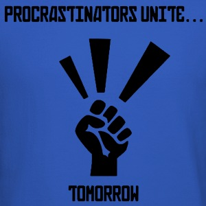Procrastinators Unite... Tomorrow Crewneck - Crewneck Sweatshirt