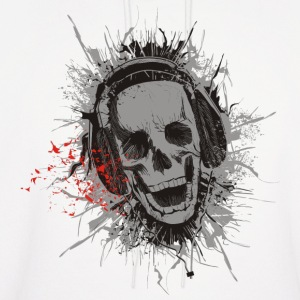 Deadly music - Men's Hoodie