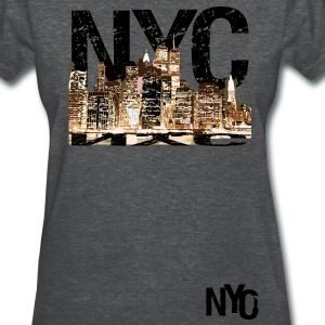 NYC Women's Standard Weight T-Shirt - Women's T-Shirt