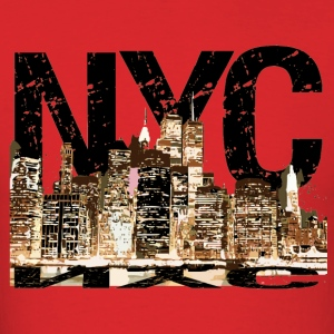 NYC Men's Standard Weight T-Shirt - Men's T-Shirt