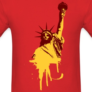 Statue of Liberty T-Shirts - Men's T-Shirt
