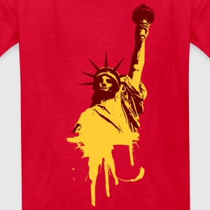 Statue of Liberty Kids' Shirts - Kids' T-Shirt