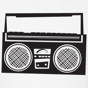 Boom Box T-Shirts - Men's T-Shirt