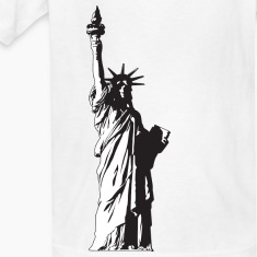 Statue of Liberty Kids' Shirts
