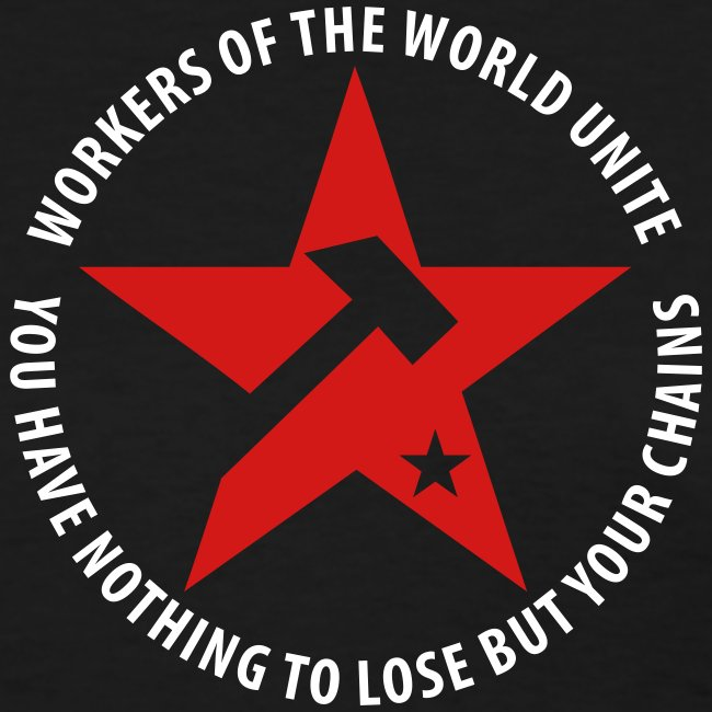 Marxist Star Women's Tee Shirt